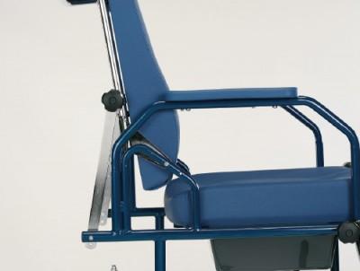 Variazione della profondità sedile in dotazione 7cm